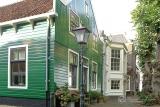 Oude huizen - Oud Velsen, N-H